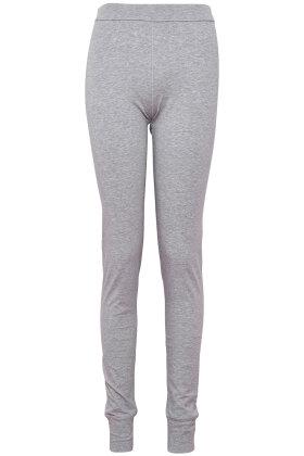 JBS of Denmark - Bamboo Blend Pants - Yoga Bukser - Gråmelange
