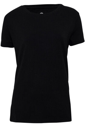 JBS of Denmark - Bamboo Blend Tee - T-shirt - Sort