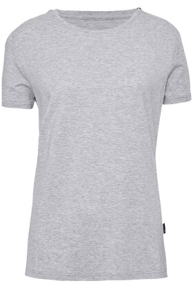 JBS of Denmark - Bamboo Blend Tee - T-shirt - Gråmelange