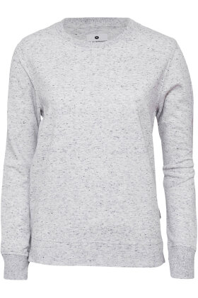 JBS of Denmark - Bamboo Blend Sweat Shirts - Yoga Bluse - Gråmelange