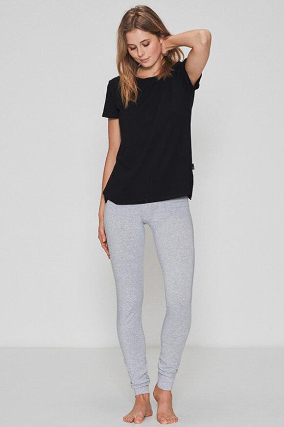 JBS of Denmark - Bamboo Blend Tee - T-shirt - Sort
