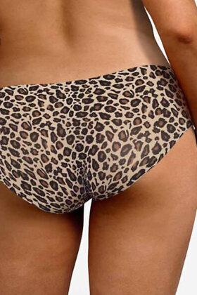 CHANTELLE - Soft Stretch Hipster - Onesize - Leopard Print