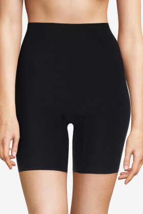 CHANTELLE - Soft Stretch Shorts - Onesize Plus Size - Sort