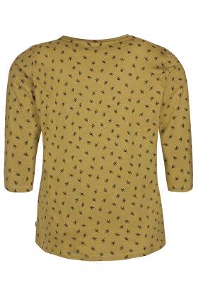 ZHENZI - Alberta - T-shirt - Karry-grøn