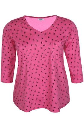 ZHENZI - Alberta - T-shirt - Pink