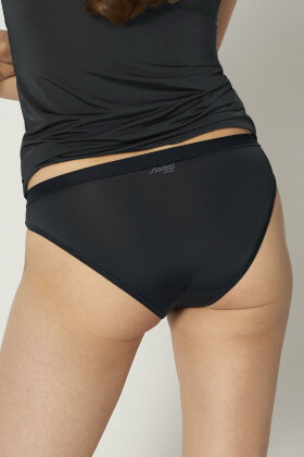 SLOGGI - Wow Comfort 2,0 Tai - Sort