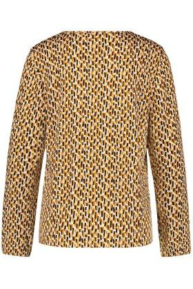 GERRY WEBER - T-shirt - Multifarvet - Carry