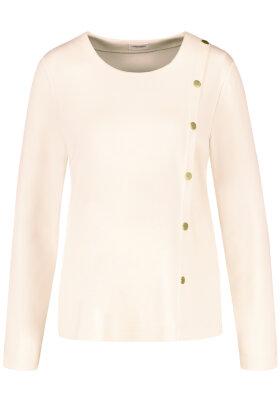 GERRY WEBER - Elegant Bluse - Off White