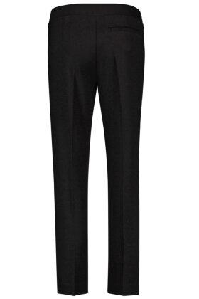 GERRY WEBER - Casual Jersey Bukser - Sorte