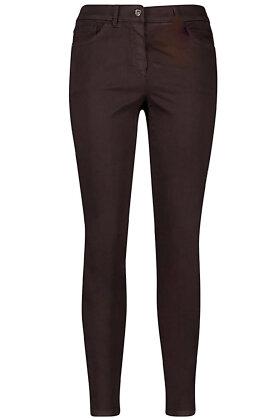 GERRY WEBER - Best4me Jeans - Slim Fit  - Brun