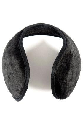 COLD - Cold Earband - Ørevarmer Med Bøjle - Sorte