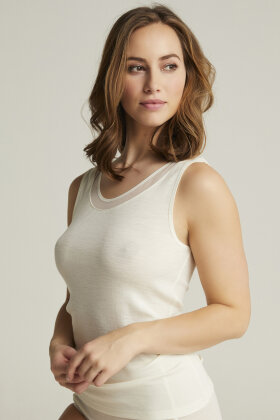 FEMILET - Juliana Uld Top - Off White