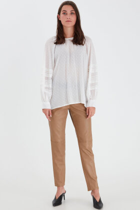 PULZ - Maise Bluse - Premium - Off White