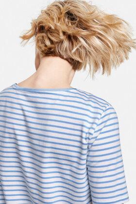 GERRY WEBER - Parisienne - T-shirt - Lyseblå