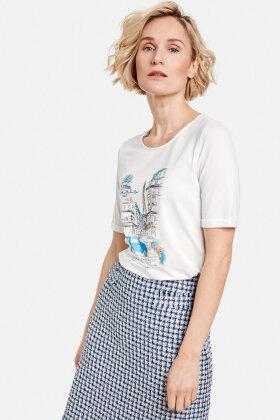 GERRY WEBER - Parisienne - T-shirt - Off White