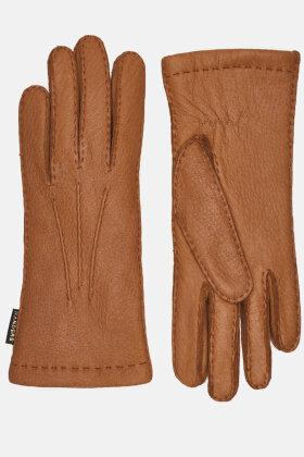RANDERS HANDSKER - Peccary & Wool - Brune