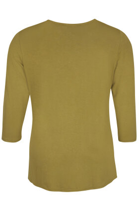 ZHENZI - Frue 645 - Viskose T-shirt - Lime