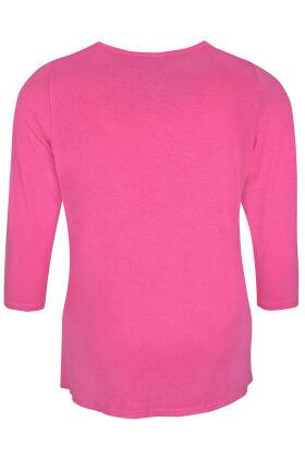 ZHENZI - Frue 645 - Viskose T-shirt - Pink