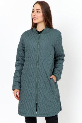 SOYACONCEPT - Fenya 10 - Overgangsjakke - Grøn