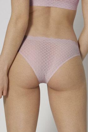 SLOGGI - Zero Feel Lace Brazil Panty - Tai Trusse - Lys Lilla