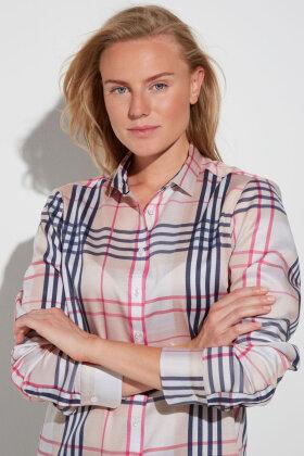 ETERNA - Klassik Tern Skjorte - Pink