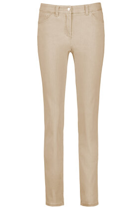 GERRY WEBER - Best4me Jeans - Slim Fit - Sand