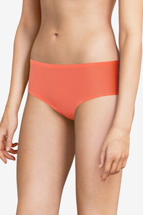 CHANTELLE - Soft Stretch Hipster - Onesize - Coral