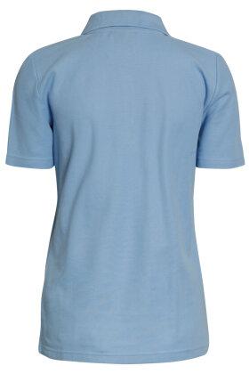 BRANDTEX - Polo Shirt - Lyseblå