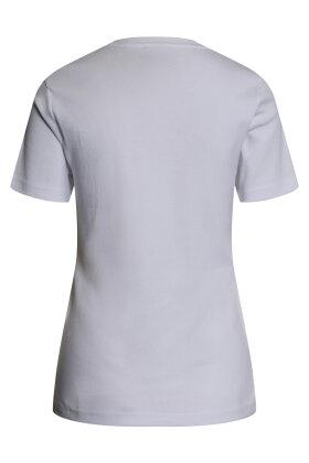 BRANDTEX - Coastline T-shirt - Øko Bomuld - Hvid