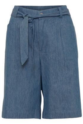 MICHA - Korte Lette Denim Shorts
