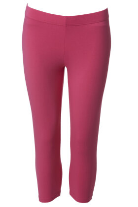 DU MILDE - Leggings Short - Cerise