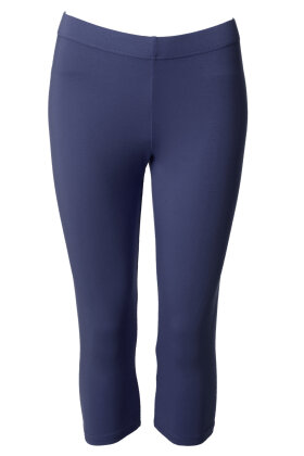DU MILDE - Leggings Short - Blue