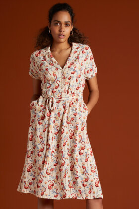 KING LOUIE - Darcy Dress Sonny - Sand