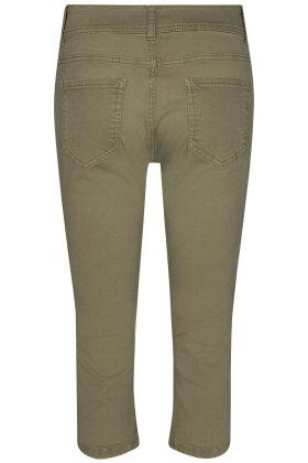 SOYACONCEPT - Sc-Erna 9-b - Capri Jeans - Army Grøn