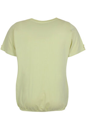 ZHENZI - Baci 212 - Basis T-shirt - Lime