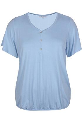 ZHENZI - Enns 220 - T-shirt - Lyseblå