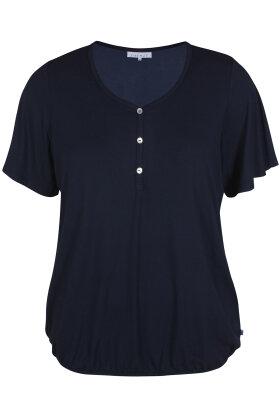 ZHENZI - Enns 220 - T-shirt - Mørkeblå
