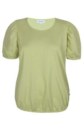 ZHENZI - Bale 214 - Løs T-shirt - Lime