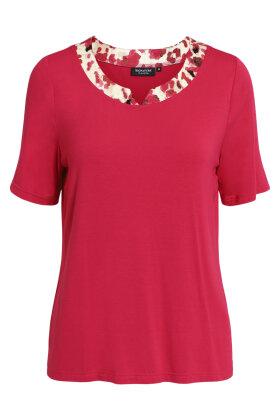 SIGNATURE - Kortærmet Bluse - Pink