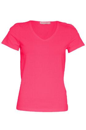 MICHA - Basis T-shirt - Pink