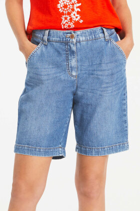 GERRY WEBER - Denim Shorts - Organic
