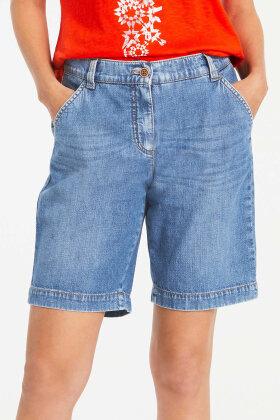 GERRY WEBER - Denim Shorts - Organic