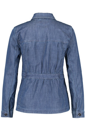 GERRY WEBER - Lang Denim Jakke