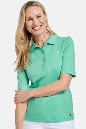 GERRY WEBER - Polo Shirt - Mint