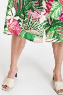 GERRY WEBER - Nederdel - Asymmetrisk Slids - Pink