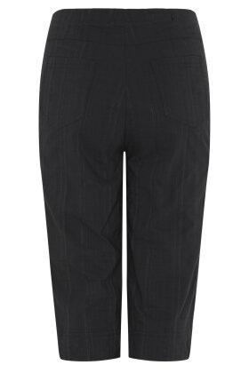 ROBELL - Bella 05 - Shorts - Slim Fit - Nålestribet - Marine