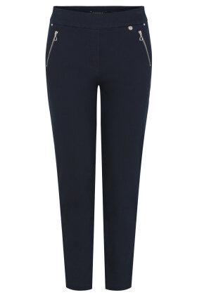 ROBELL - Nena Jeans - Super Slim Fit - Skinny Fit - Mørk Denim