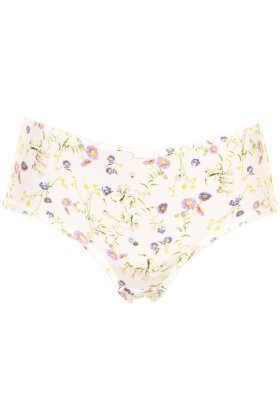 MISSYA - Body Touch Hipster Print  - Trusse - Off White
