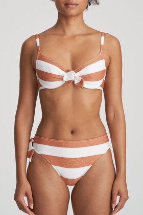 MARIE JO - Swim Fernanda - Bikini Briefs Rio - Tai - Bronze