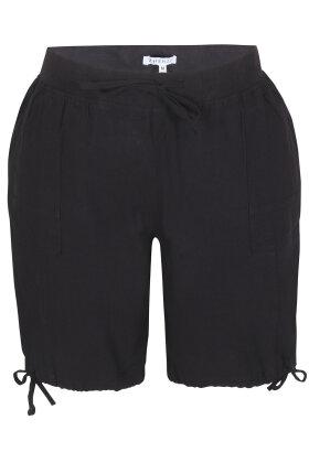ZHENZI - Amin 109 - Bomulds Shorts - Sort